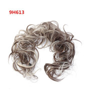 Messy Curly Hair for tuber # 9H613 - Brown / Blonde Mix