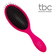 TBC® The Wet & Dry Hair Brush - Flamingo Pink