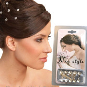Hair Bling Hair Crystals - Diamants for your Hair (10 pieces)