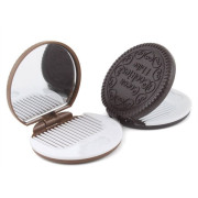 Make-up Mirror Cookie Design