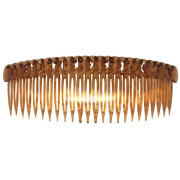 Hair Comb -  Amber