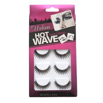Marlliss Hot Wave collection - No 3209 - 5 pack