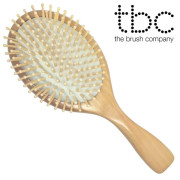 TBC® Hairbrush - Beech & maple tree