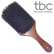 TBC® Boar Bristle Hair Brush with Real Boar Hair