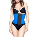 AVA® Latex Waist Trainer - Blue