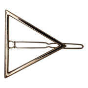SOHO® Triangle Hair Clip - Gold