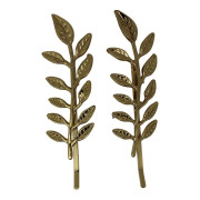 SOHO® Leaf Hair Clip - Gold