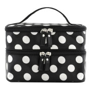 AVERY® Dots Double Toilet Bag