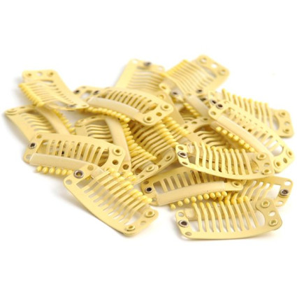 Hair extensions clips 20pcs