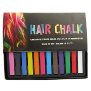 Hair Chalk® Package with 12 Pieces
