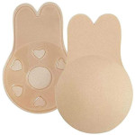 Lift up pads, Invisible Rabbit bra, beige - 1 pair