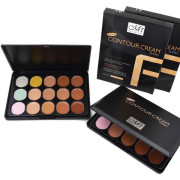 MeNow® Contour Kit  Pro Palette Kit - 15 colors