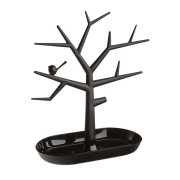 Birdie Tree - Jewelry Tree Black