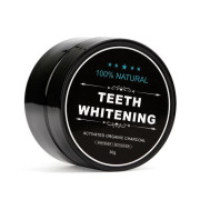 Teeth Whitening 100% organic | Teeth Whitening Charcoal Powder Natural (30 g)