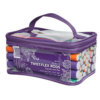 Twist Flex-Rods - Set with 42 Foam Curlers