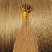 50 cm Cold Fusion hair extensions Golden Blonde 27#