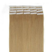 50 cm tape on extensions Golden Blonde 27#