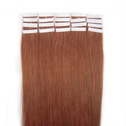 50 cm tape on Extensions red 33#