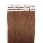 50 cm tape on Extensions redbrown 30#