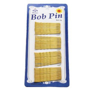 Bobby Pins Gold 48 pcs.
