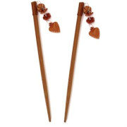 Japanese hair sticks 2pcs