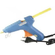 Glue gun for hair extensions glue sticks