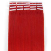 60 cm tape on Extensions Total red